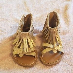 Toddler gladiators. Size 6